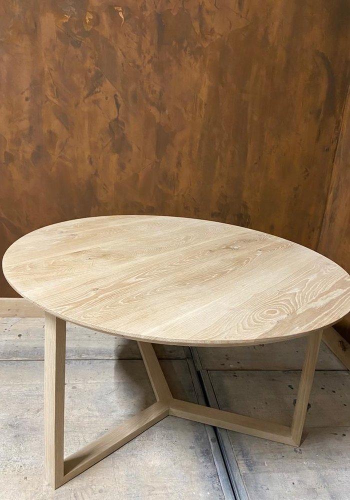 Oaks eiken salontafel Orion