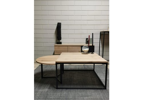 Robuust Interieur Salontafel set Marlow