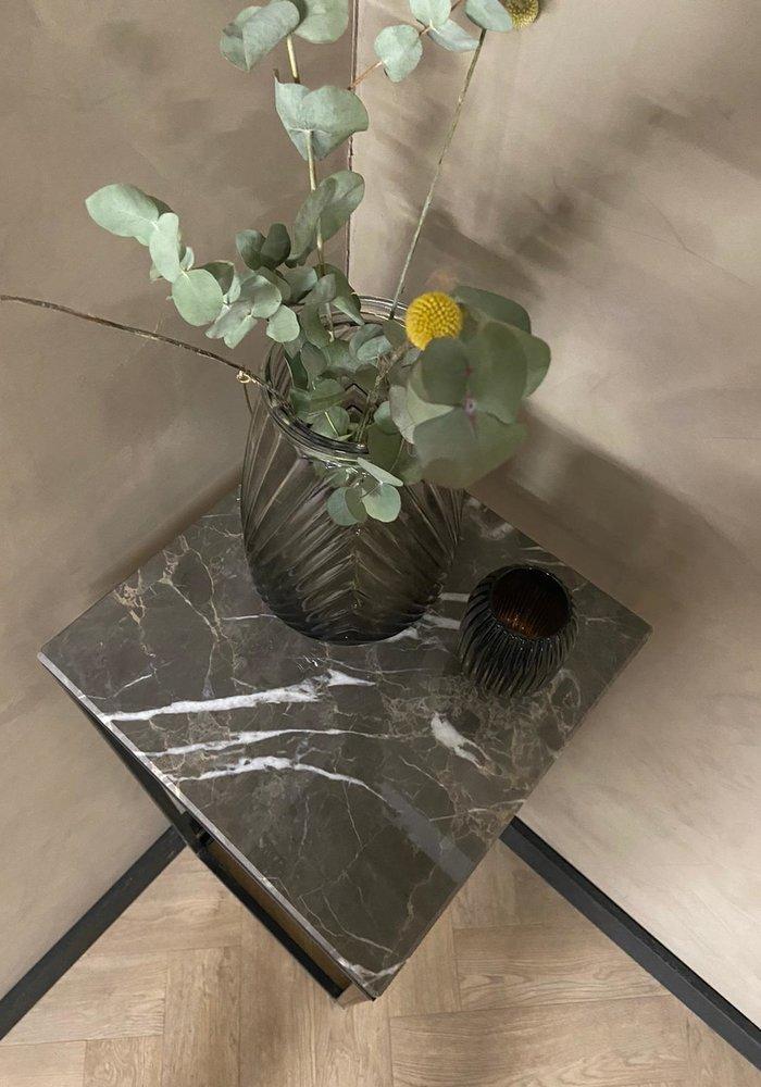 Marmeren zuil Nim - ecru
