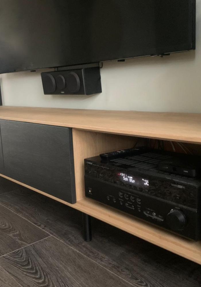 Oaks eiken tv-meubel Riv