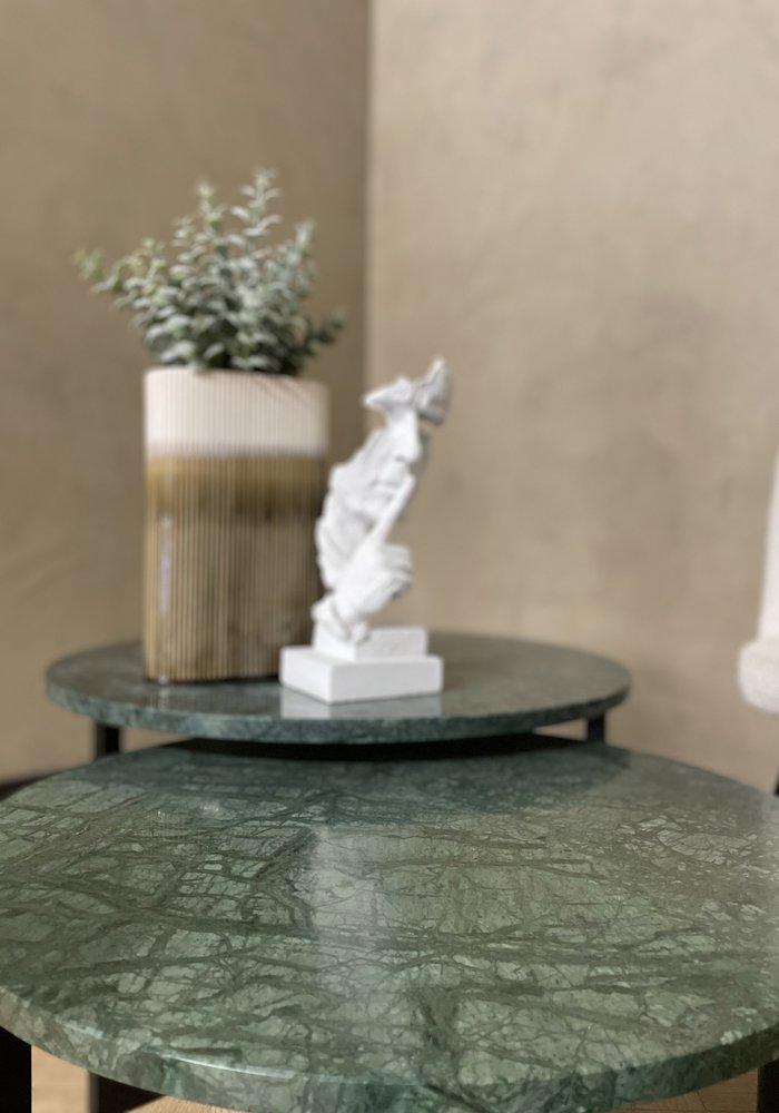 Marmeren salontafel set Nori