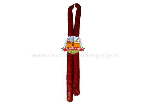 Házi Cabanossi kolbász sausage