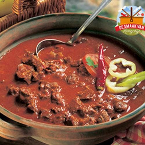 Beef goulash – Marhapörkölt
