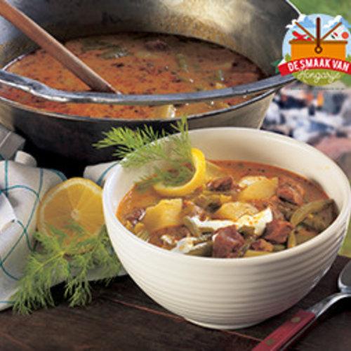 Palóc soup