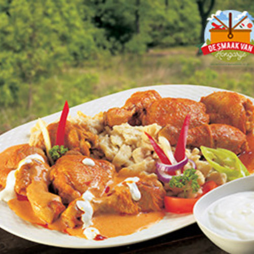 Chicken goulash - Csirkepörkölt