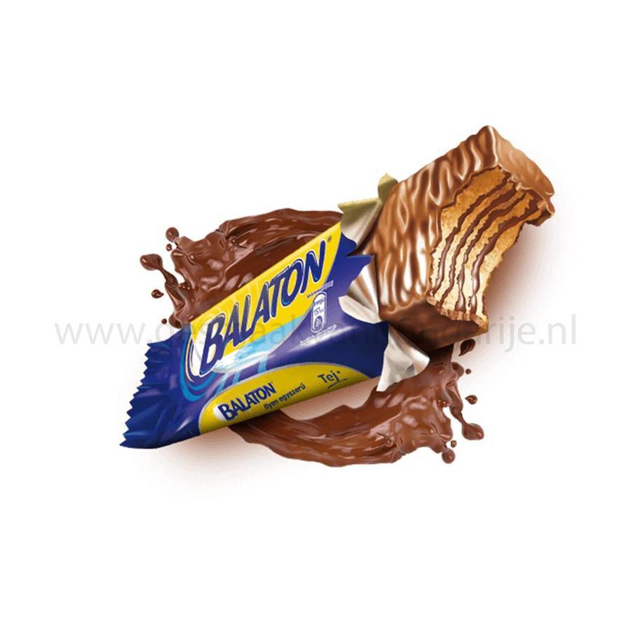 Balaton szelet chocolate bar milk