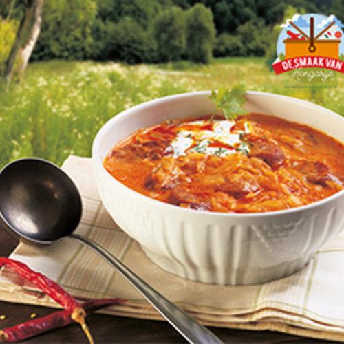 Korhelyleves soup