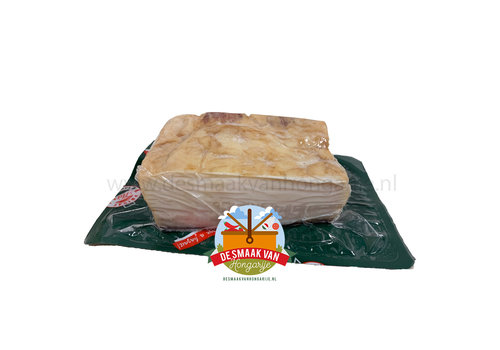 Házi Mangalica smoked bacon csemege szalonna