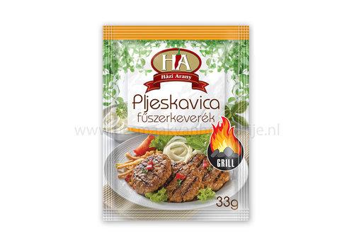 Házi Arany Pljeskavica spice mix