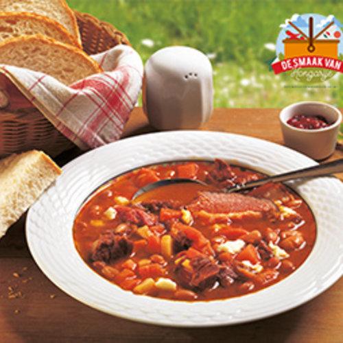 Bean goulash - Körmös babgulyás