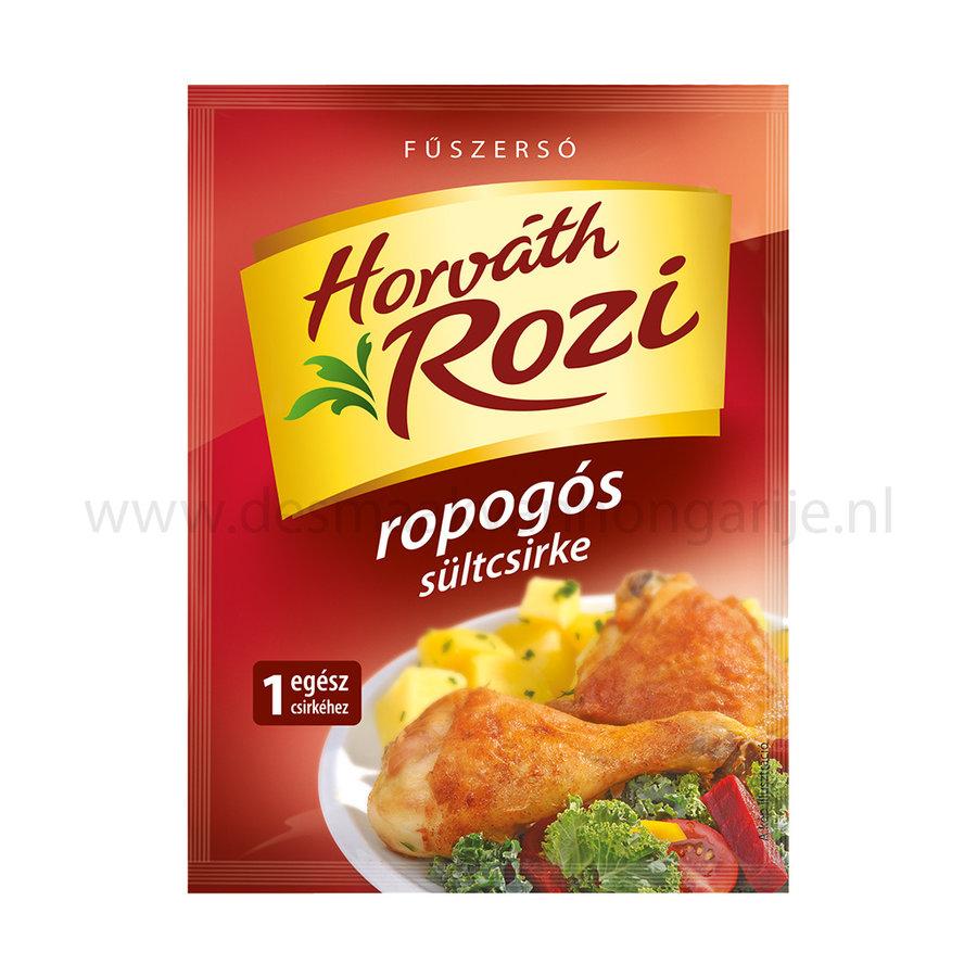 Ropogós sültcsirke spice mix
