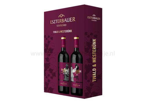Eszterbauer Tivald & Mesterünk gift package
