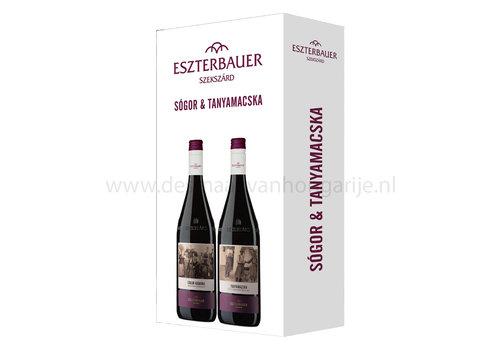 Eszterbauer Sógor & Tanyamacska gift package