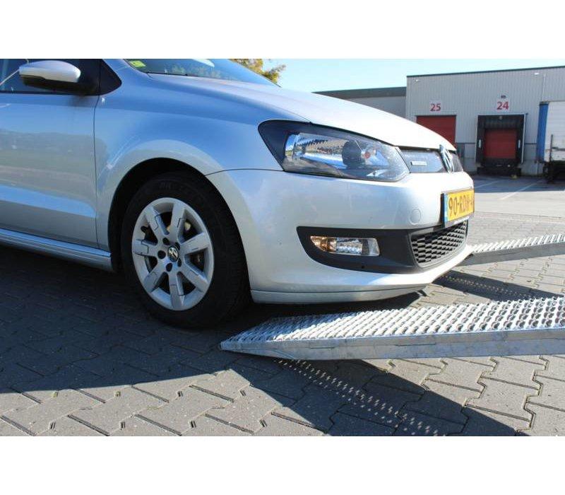 Nieuwe Anssems MSX Auto transporter 405x200cm 3500kg