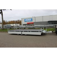 Hulco medax-3 plateauwagen 502x203 ( 3500kg )