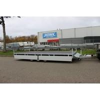 Hulco Medax-3 plateauwagen 502x223 ( 3500kg )