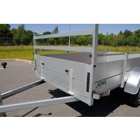 Nieuwe Anssems BSX 251x130cm ( 2500kg ) Tandemasser