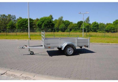 Anssems aanhangwagens Nieuwe Anssems BSX750 251x130cm ( 750kg ) ongeremd