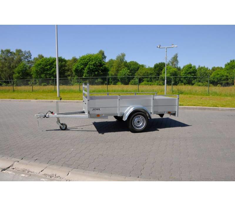Nieuwe Anssems BSX750 251x130cm ( 750kg ) ongeremd