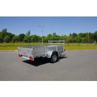 Nieuwe Anssems BSX1350 251x130cm ( 1350kg ) enkelas geremd