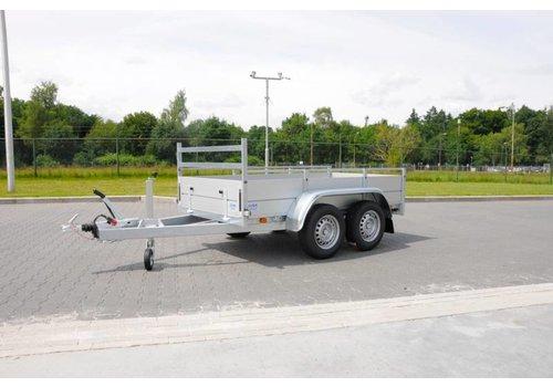 Anssems aanhangwagens Nieuwe Anssems BSX 301x150cm ( 2500kg ) Tandemasser