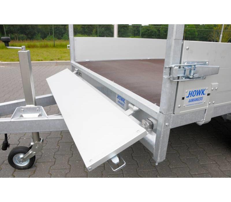 Nieuwe Anssems PSX  325 x 178cm ( 2000kg )