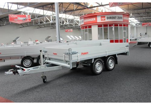 Anssems aanhangwagens Nieuwe Anssems PSX  405 x 178cm ( 2500kg )