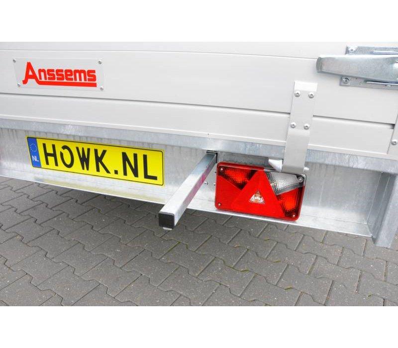 Nieuwe Anssems PSX  325 x 178cm ( 3000kg )