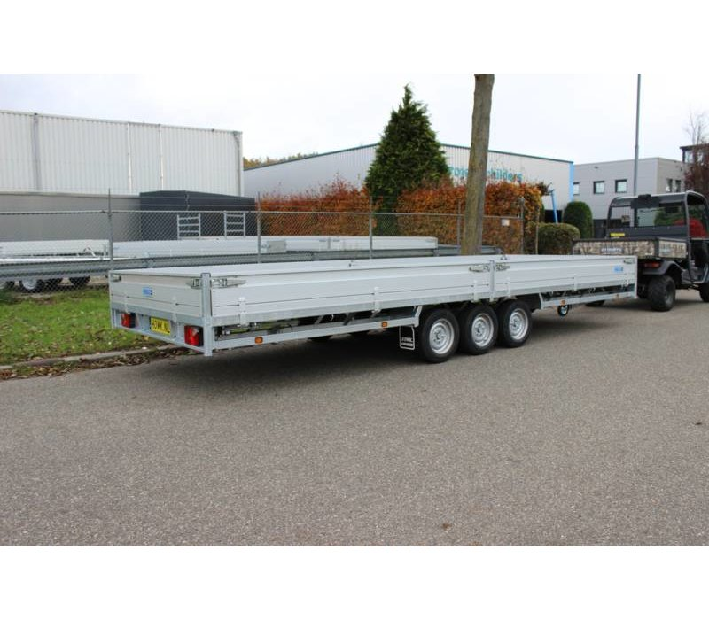 Hulco medax-3 plateauwagen 611x223 ( 3500kg )