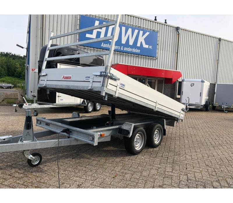 Anssems KSX 3 zijdige kieper 305 x 178cm ( 3500kg )