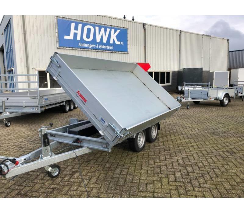 Anssems KSX 3 zijdige kieper 305 x 178cm ( 3000kg )