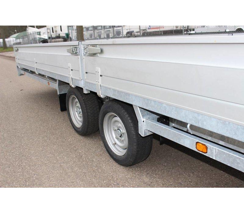 Hulco Medax-2 plateauwagen 405x203cm ( 3000kg )