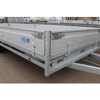 Hulco Medax-2 plateauwagen 405x183cm ( 3000kg )