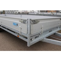 Hulco Medax-2 plateauwagen 502x203cm ( 3000kg )