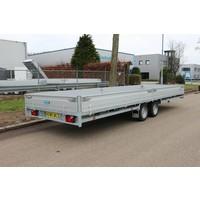 Hulco Medax-2 plateauwagen 502x203cm ( 3500kg )