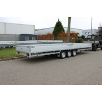 Hulco medax-3 plateauwagen 405x203 ( 3500kg )