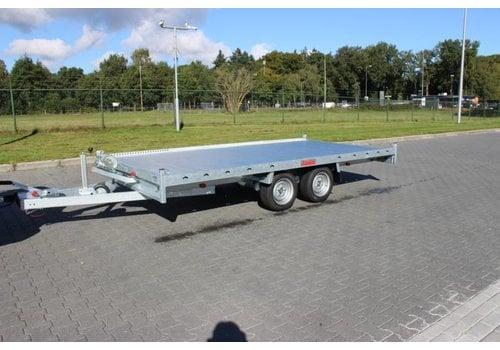 Anssems aanhangwagens Anssems MSX Auto transporter 405x200cm 3500kg