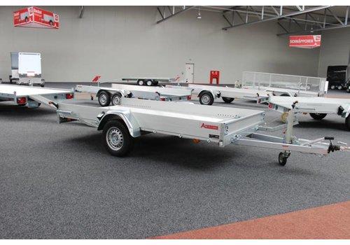 Anssems aanhangwagens Anssems AMT1200  340x170cm ( 1200kg ) enkelasser geremd