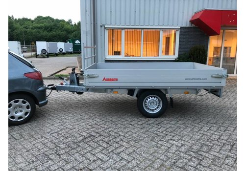 Anssems aanhangwagens Anssems KLTB1350 251x150cm handmatige kieper ( 1350kg )