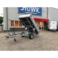 Anssems KLTB1350 251x150cm handmatige kieper ( 1350kg )