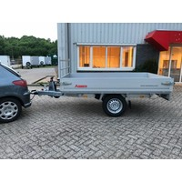 Anssems KLTB1350 305x150cm handmatige kieper ( 1350kg )