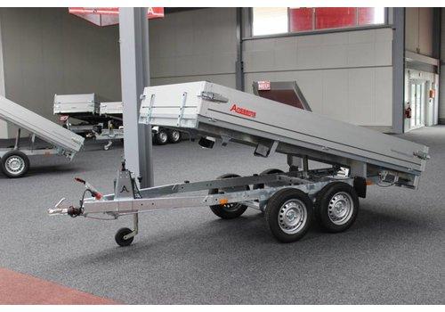 Anssems aanhangwagens Anssems KLTB1350 305x150cm handmatige kieper ( 1350kg )