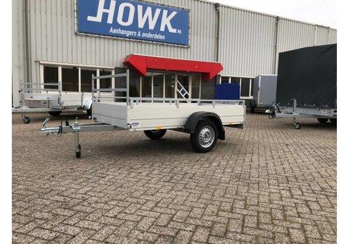 Anssems aanhangwagens Anssems GT750 251x126cm ( 750kg ) ongeremd