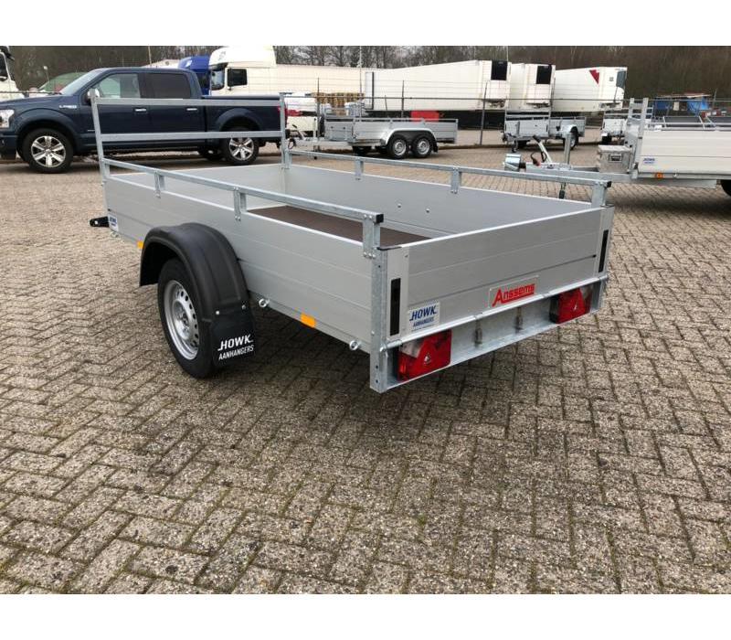 Anssems GT750 251x126cm ( 750kg ) ongeremd