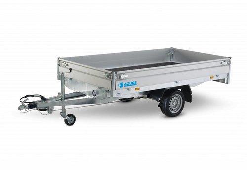 Hapert Aanhangwagens Nieuwe Haper Azure H-1 260x150cm  enkelasser  750-1800kg