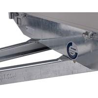 Nieuwe Hapert Azure 405x180cm ( 2700 - 3500kg )