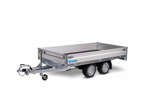 Hapert Aanhangwagens Nieuwe Hapert Azure 605x220cm ( 2700 - 3500kg )