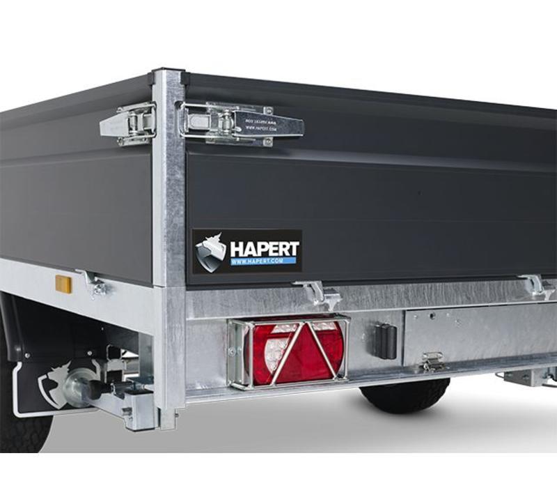Nieuwe Hapert Azure+ 405x200cm ( 3500kg )