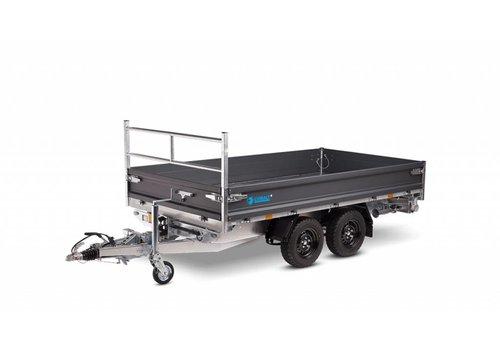 Hapert Aanhangwagens Nieuwe Hapert Cobalt+ 333x178cm ( 3500kg )