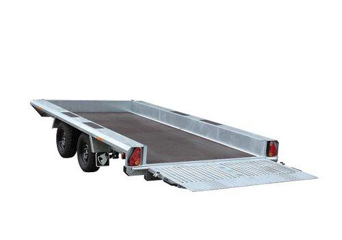 Hapert Aanhangwagens Hapert Indigo LT Machine transporter 410x184 (3500kg)